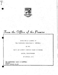 Men's and Women's Canadian Clubs of Regina